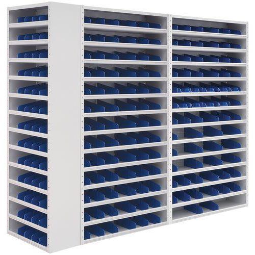 armoire auxiliaire profondeur 30 cm manutan. Black Bedroom Furniture Sets. Home Design Ideas