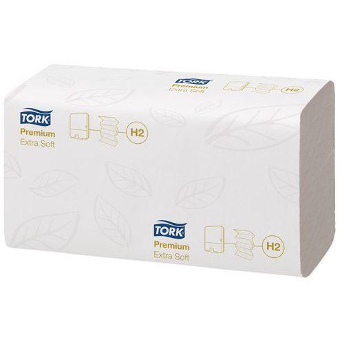Faltpapiertücher Tork Premium H2