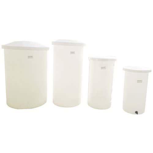 Lagertank mit UV-Schutz - Tank + Ventil
