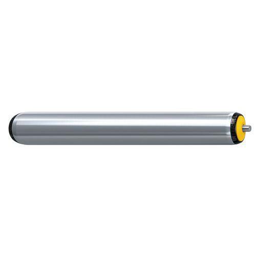 Rouleau acier pour convoyeur gravitaire - Somefi