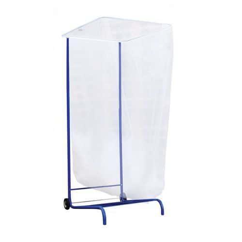 Support sac-poubelle grand volume - Modulable 1000, 1500, et 2500 L