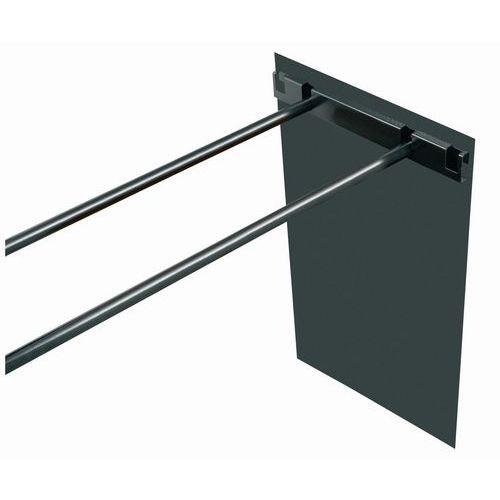 rail pour dossiers suspendus tubulaire manutan. Black Bedroom Furniture Sets. Home Design Ideas