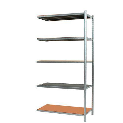 regal mit rohrfachb den combi fix h he 2000 mm manutan schweiz. Black Bedroom Furniture Sets. Home Design Ideas