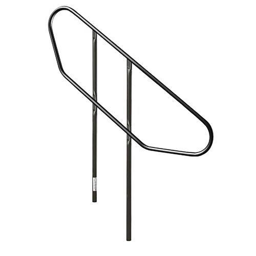 Garde corps pour escalier ajustable