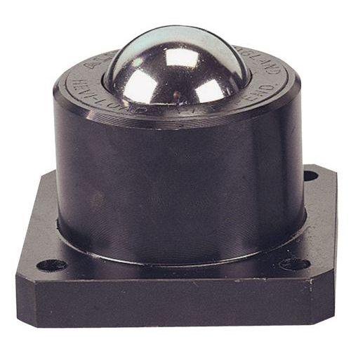 Bille de manutention acier - Fixation par platine et vis