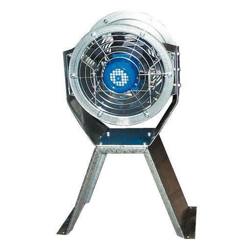 Tragbarer Helicoid-Ventilator - nur 230 V