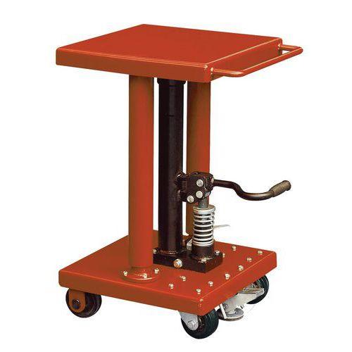 Table élévatrice mobile hydraulique - Capacité 225kg