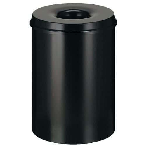 Poubelle antifeu - 30 L