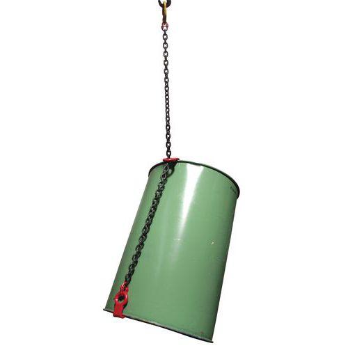 Fassschlinge - Tragkraft 500 bis 1000 kg - Zum Kippen