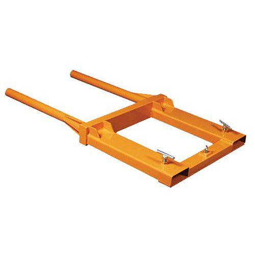 Manipulateur de fût horizontal fixe - Force 300 kg