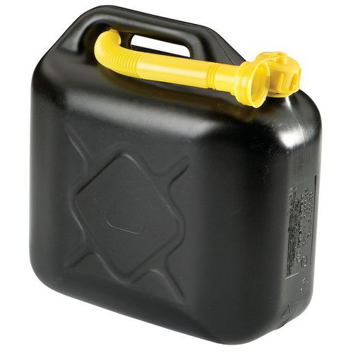 Jerrican carburant - 10 et 20 L
