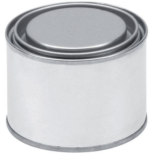 Runde Metalldose mit Ringdeckel