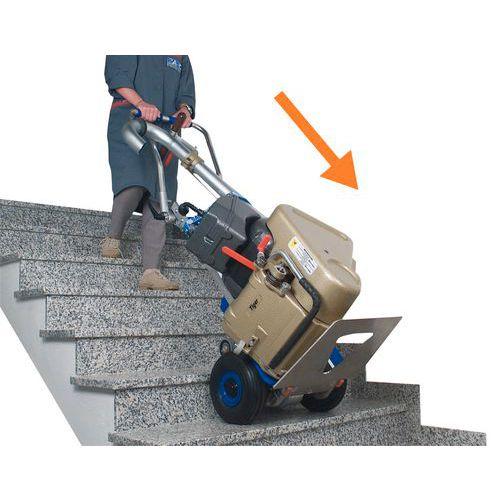 motorisierte treppen sackkarre tragkraft 110 kg manutan. Black Bedroom Furniture Sets. Home Design Ideas