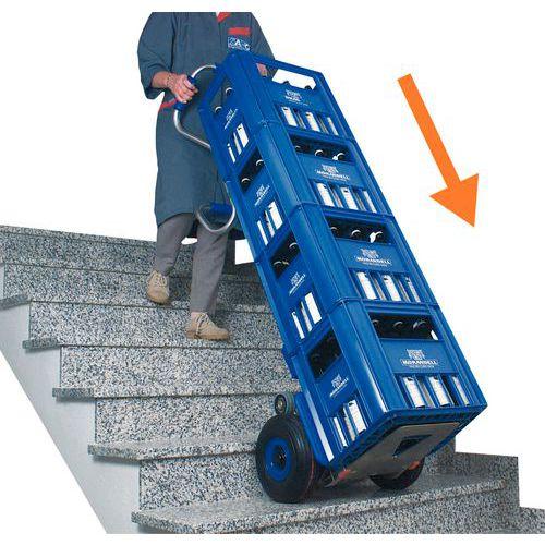 Diable motoris pour escaliers force 140 kg manutan - Diable motorise pour escalier ...