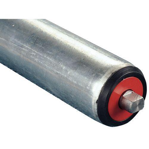 Dichte verzinkte Stahlrolle- 10Stück
