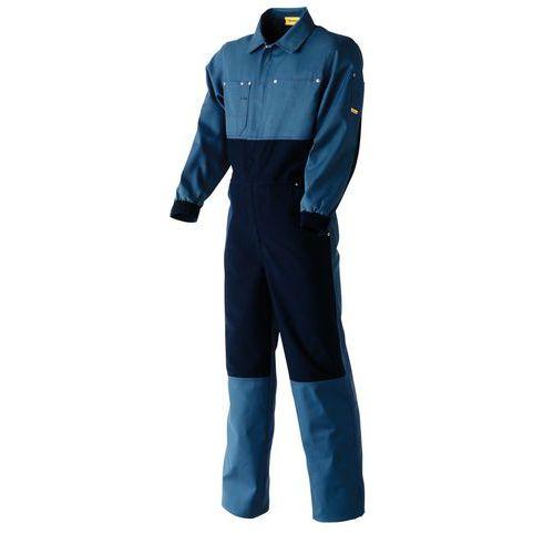 Combinaison de travail Dynamium Expert® - Bleu