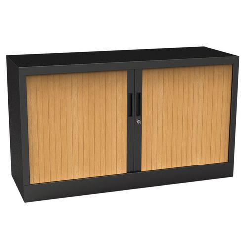 sideboard f r schrank premium zweifarbig manutan schweiz. Black Bedroom Furniture Sets. Home Design Ideas