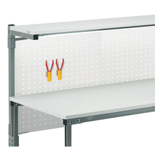 panneau perfor pour tabli tph manutan. Black Bedroom Furniture Sets. Home Design Ideas