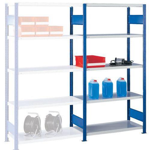 regal easy fix doppelseitig grundelement h he 2000. Black Bedroom Furniture Sets. Home Design Ideas