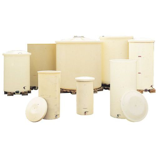 Lagertank mit UV-Schutz - Einzeltank