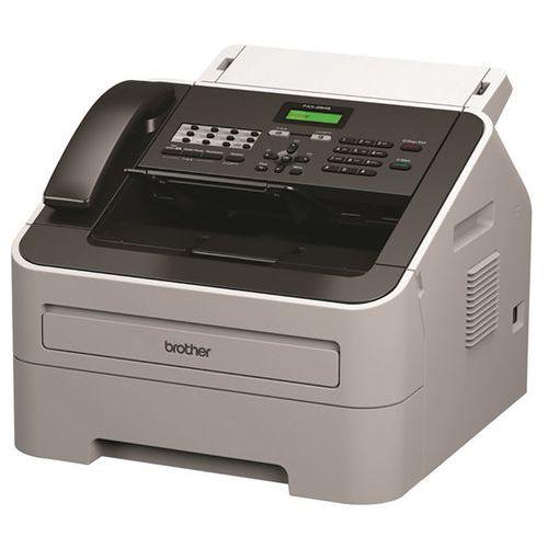 Fax télécopieur laser avec combiné téléphonique FAX-2845 - Brother