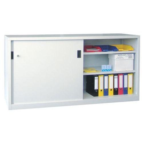 armoire monter avec portes coulissantes basse. Black Bedroom Furniture Sets. Home Design Ideas