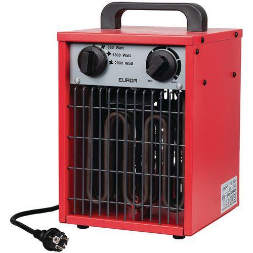 Chauffage électrique EK - 2000W et 3000W - Eurom