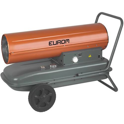 Chauffage fuel - Fireball 20kW et 37kW - Eurom