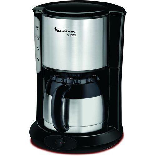 Cafetière filtre isotherme 8 à 12 tasses - Moulinex