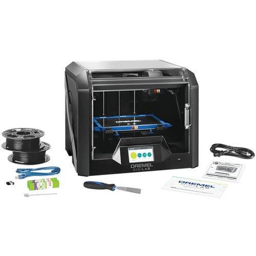 Imprimante 3D45 avec écran tactile, Wifi et caméra HD - Dremel