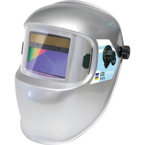Masque de soudure Promax 9/13 gris - GYS